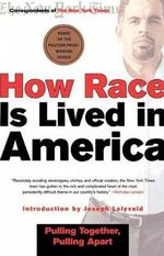 How Race Is Lived in America : Pulling Together, Pulling Apart - New York Times