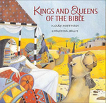 Kings and Queens of the Bible - Mary Hoffman