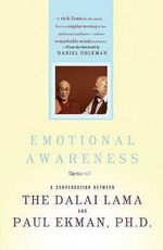 Emotional Awareness : Overcoming the Obstacles to Psychological Balance - Dalai Lama XIV