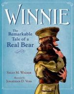 Winnie : The True Story of the Bear Who Inspired Winnie-the-Pooh - Sally M. Walker