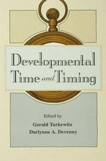 Developmental Time and Timing