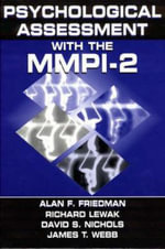 Psychological Assessment MMPI 2 CL : Inside Smash Hits Australia 1984 - 2007 - Alan F. Friedman