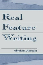 Real Feature Writing - Abraham Aamidor