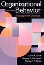 Organizational Behavior : A Management Challenge - Gregory B. Northcraft