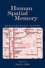 Human Spatial Memory : Remembering Where