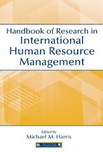 Handbook of Research in International Human Resource Management : Lea's Organization and Management (Hardcover)