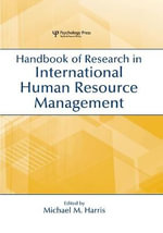 Handbook of Research in International Human Resource Management : Lea's Organization and Management (Paperback)