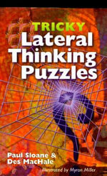 Tricky Lateral Thinking Puzzles - Des MacHale