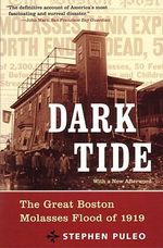 Dark Tide : The Great Boston Molasses Flood of 1919 - Stephen Puleo