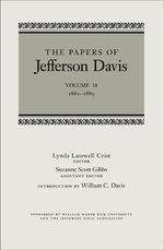 The Papers of Jefferson Davis : 1880-1889 - Jefferson Davis