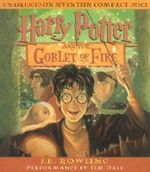 Harry Potter and the Goblet of Fire : Harry Potter - J. K. Rowling