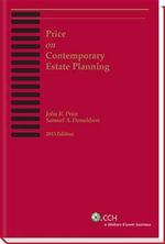 Price on Contemporary Estate Planning (2013) - John R Price