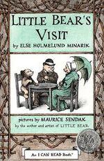 Little Bear's Visit : I Can Read Books: Level 1 - Else Holmelund Minarik
