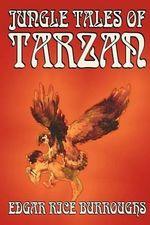 Jungle Tales of Tarzan - Edgar Rice Burroughs