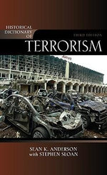 Hd of Terrorism 3Ed - Sean Kendall Anderson