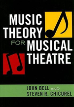 Music Theory for Musical Theatre : Essays on the Material World in Performance - John Bell