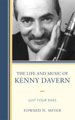 The Life and Music of Kenny Davern : Just Four Bars - Edward N. Meyer