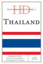 Historical Dictionary of Thailand - Gerald W. Fry