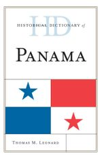 Historical Dictionary of Panama - Thomas M. Leonard
