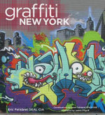 Graffiti New York - Eric Felisbret