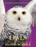 Owls : an Artist's Guide to Understanding Owls - Floyd Scholz