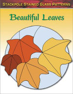 Beautiful Leaves : Stained Glass Patterns - Sandy Allison