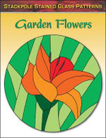 Garden Flowers : Stained Glass Patterns - Sandy Allison