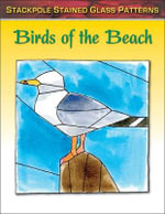 Stained Glass Patterns : Birds of the Beach - Sandy Allison