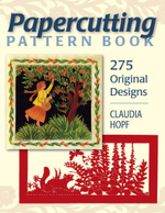Papercutting Pattern Book : 275 Original Designs - Claudia Hopf