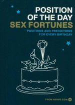Position of the Day : Sex Fortunes : Positions and Predictions for Every Birthday - Nerve.com