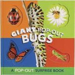 Giant Pop Out Bugs : A Pop-out Surprise Book - Chronicle Books