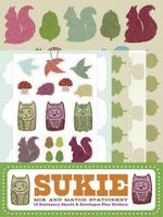 Mix and match stationery : Sukie - Darrell Gibbs