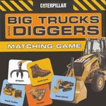 Big Trucks and Diggers Matching Game - Caterpillar Corporation