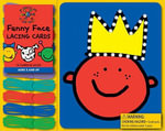 Todd Parr Lacing Cards - Todd Parr