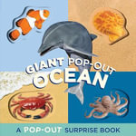 Giant Pop-out Ocean : A Pop-out Surprise Book - Chronicle Books Staff
