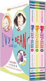 Ivy and Bean Boxed Set 2 : Book 4, 5 and 6 - Annie Barrows