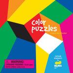 MoMA Puzzle Book : 4 Double-Sided Puzzles - Katsumi Komagata