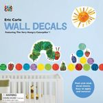 Eric Carle Wall Decals : Featuring the Very Hungry Caterpillar - Eric Carle