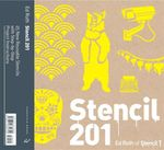 Stencil 201 : 25 New Reusable Stencils with Step-by-Step Project Instructions - Ed Roth