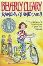 Ramona Quimby, Age 8 : Avon Camelot Books (Pb) - Beverly Cleary