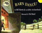 Barn Dance : Reading Rainbow Books (Turtleback) - Bill Martin, Jr.