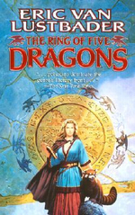 The Ring of Five Dragons - Eric Van Lustbader