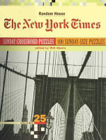 Nyt Sun Crosswords Vol 25 - Will Shortz