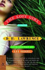 The Lost Girl : A Novel - D. H. Lawrence