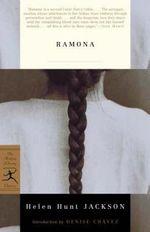 Ramona : Modern Library (Paperback) - Helen Hunt Jackson