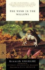 Wind in the Willows : Modern Library - Kenneth Grahame