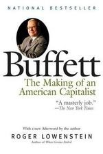 Buffett : The Making of an American Capitalist - Roger Lowenstein