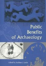 Public Benefits of Archaeology