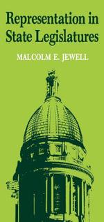 Representation in State Legislatures - Malcolm E. Jewell