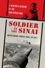 Soldier in the Sinai : A General's Account of the Yom Kippur War - Emanuel Sakal